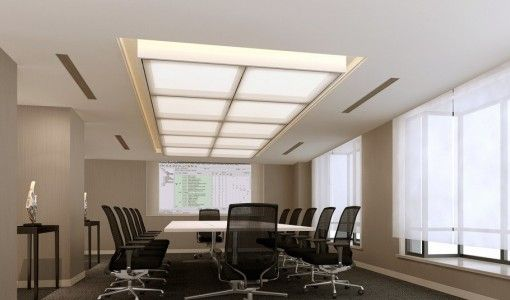 Small Company Meeting Room Interior Design Ideas