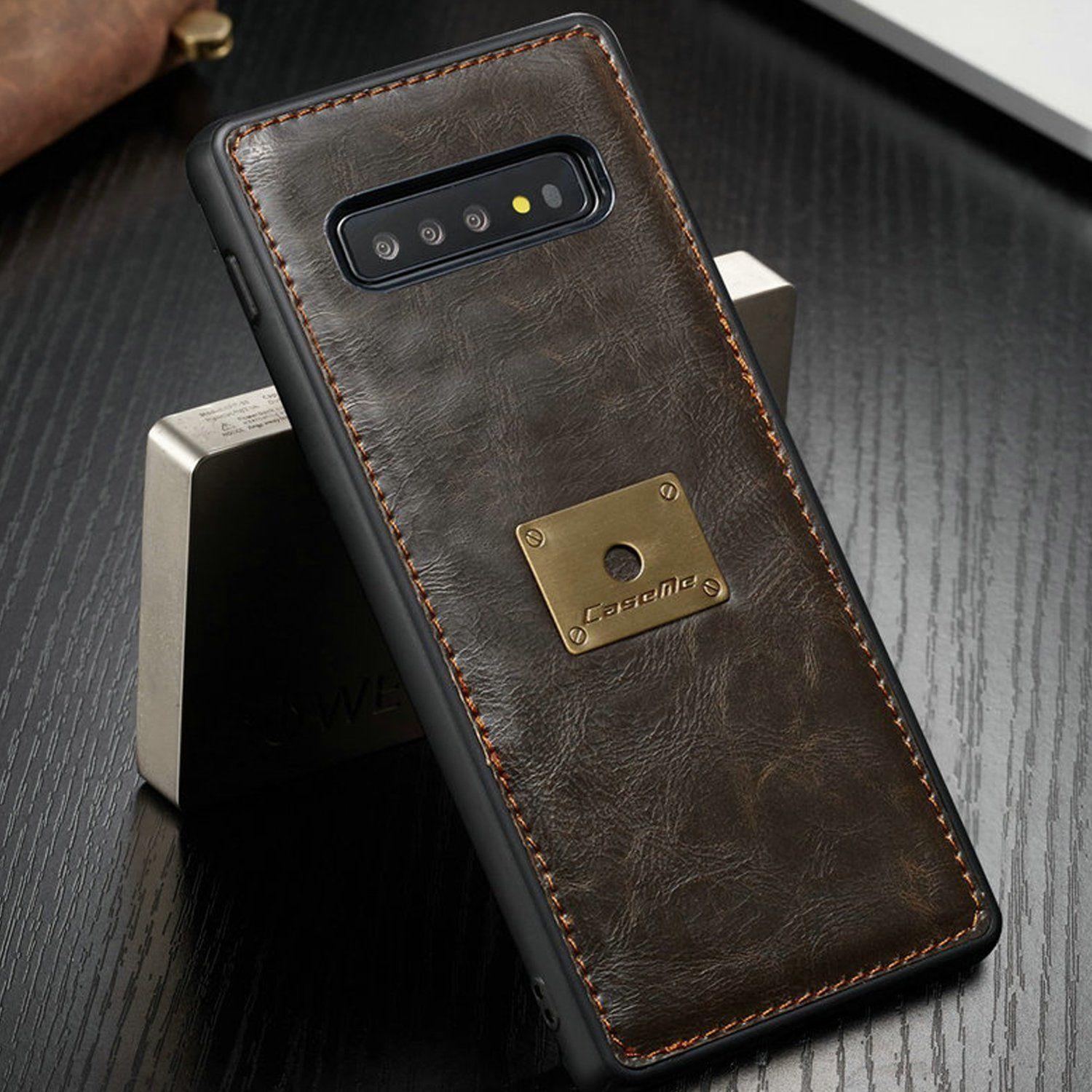 Four Wheels Vs. Two Samsung S10 Case