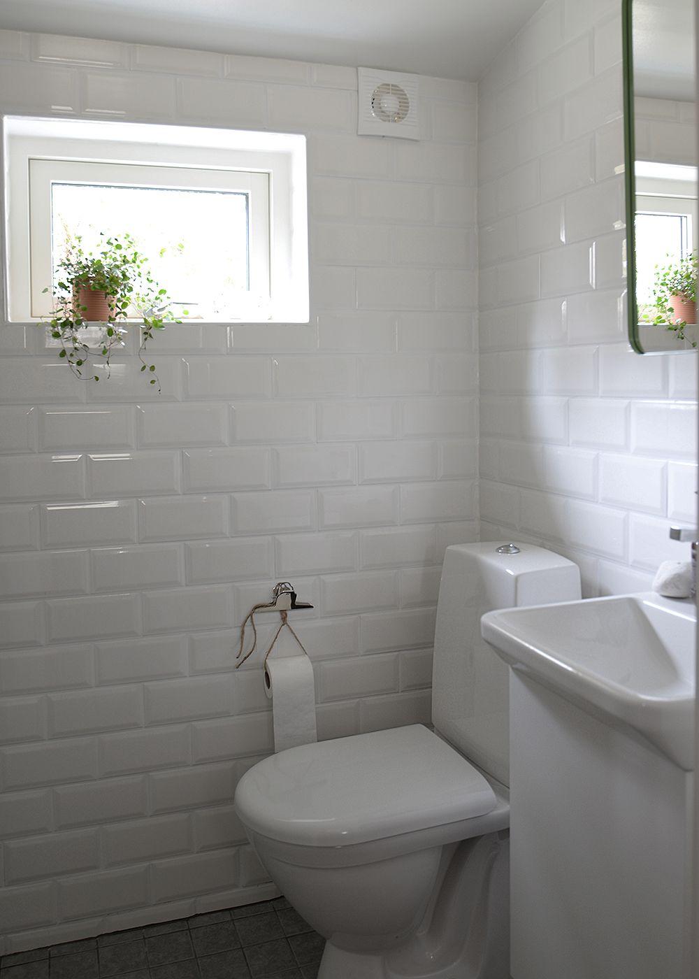Inredning gästtoalett inspiration : www.hemtrender.se /www.svedbergs.se litet badrum, smÃ¥ badrum ...