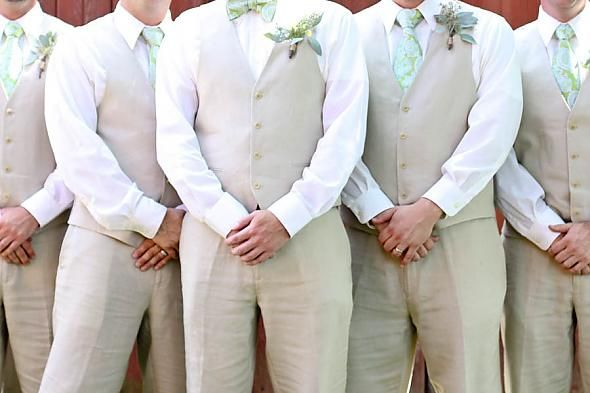 ivory tuxedo wedding - Google Search
