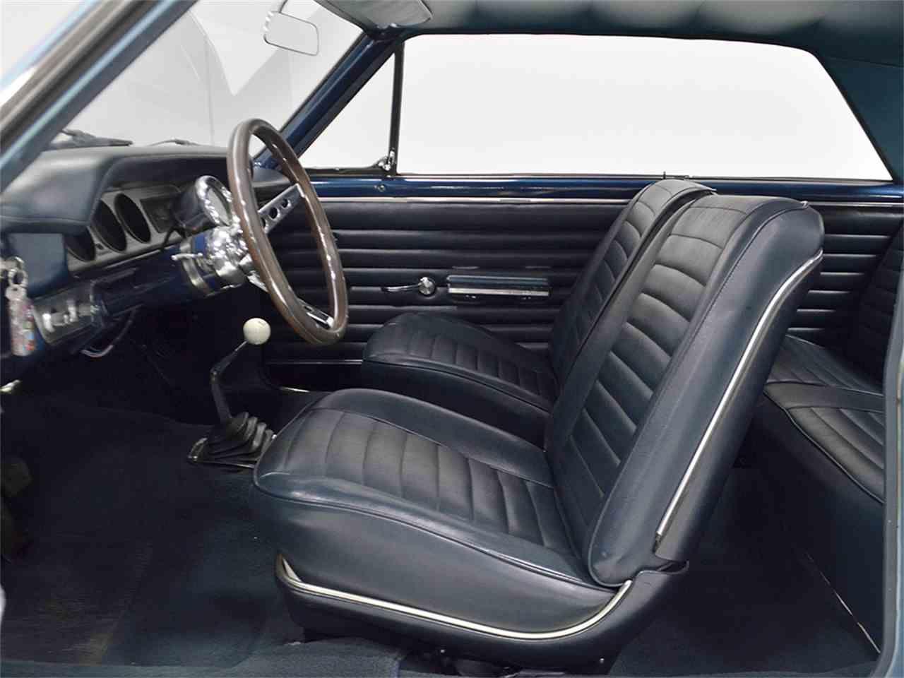 1964 Pontiac GTO Interior for sale | Listing ID: CC-1048016 ...