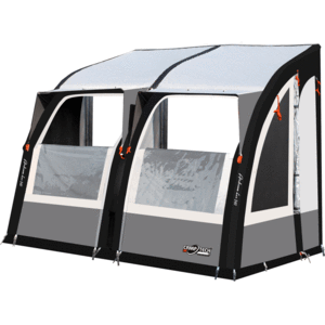 CAMPTECH AIRDREAM 340 LUX PORCH CARAVAN AWNING + FREE ...