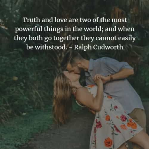 80 Famous quotes about love that conquers the world