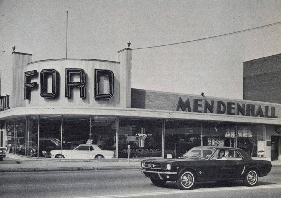 Mendenhall Ford St Louis MO Auto Sales And Service - Ford dealers st louis