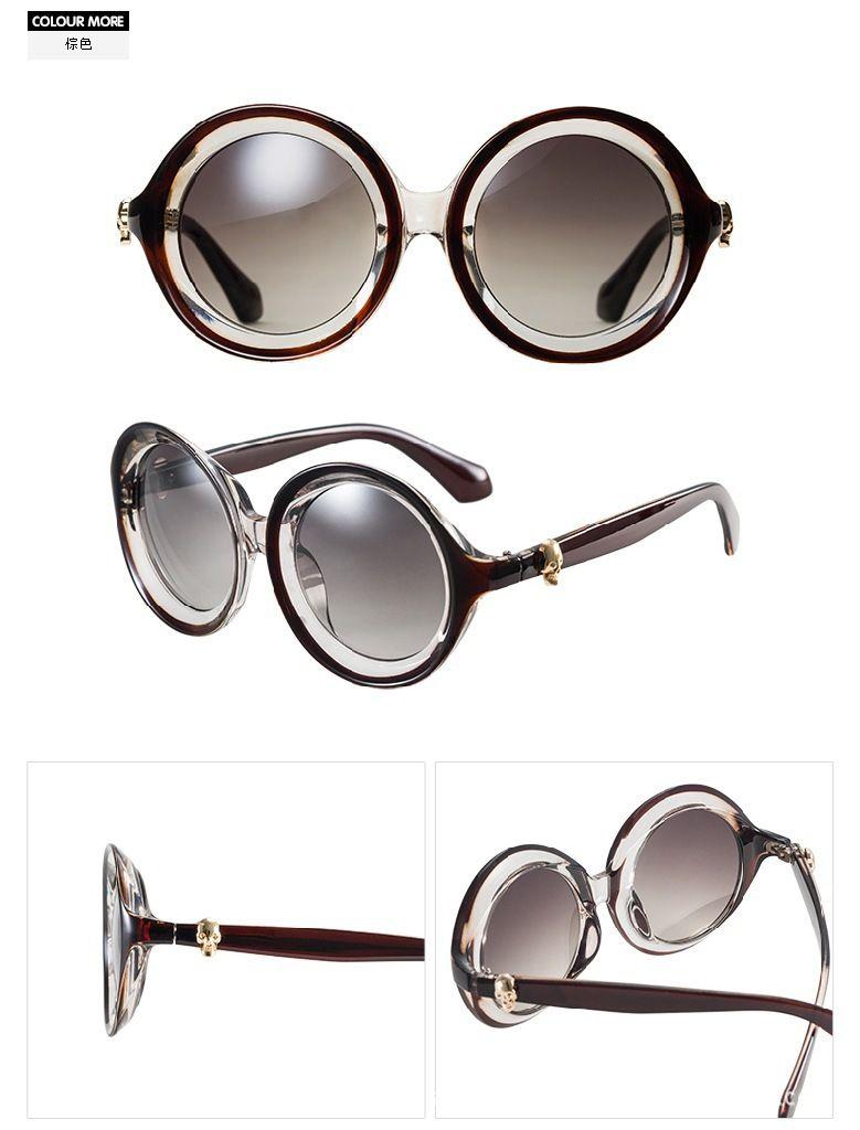 نظارات شمسية نسائية 2014 للمحجبات Sunglasses Oval Sunglass Glasses