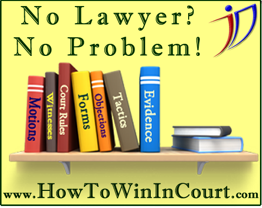 Why struggle to prove obvious facts? Every court (state or