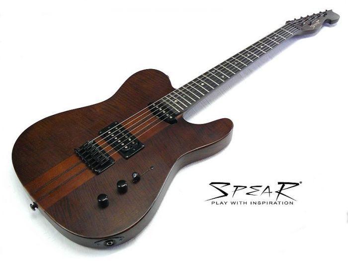 Spear Guitars | The Harley Benton Club | Cool Guitars in
