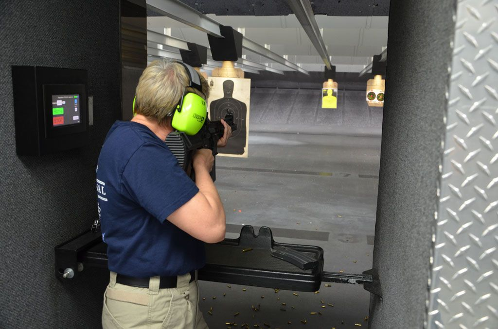 Blue Ridge Arsenal Indoor Shooting Range | Blue Ridge Arsenal ...