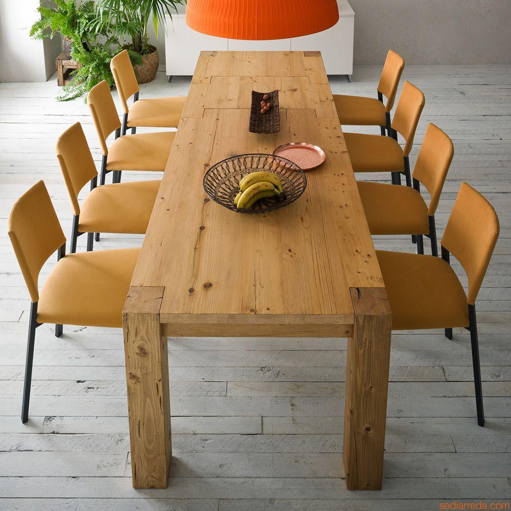 Arcadio   Tavolo di design effetto vintage   Tavoli da ...