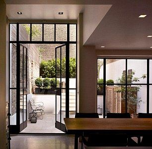 Steel Frame Doors interiors home is where the ♥ is: the shops, trends and curios we