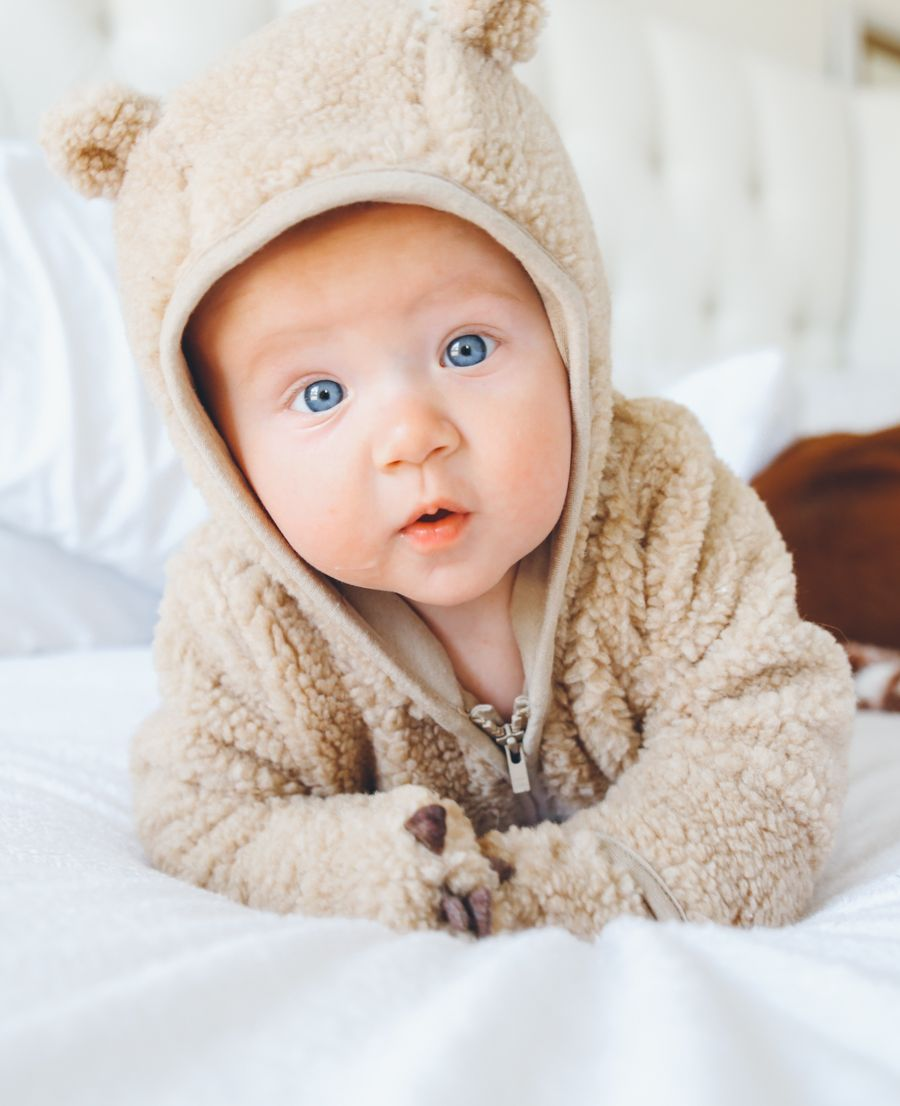 My Little Bear: 6 Months - Barefoot Blonde by Amber Fillerup Clark