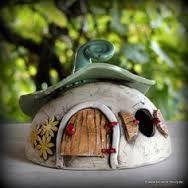 Bildergebnis Fur Garten Keramik Casette Da Giardino Fiabesco Idee Di Ceramica Arte Fai Da Te
