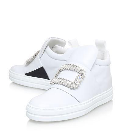 Roger Vivier Sneaky Viv' embellished sneakers Lb75KkYk