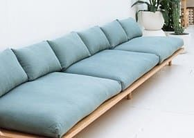 Decorate An Office And We 39 Ll Tell You Which Job Is Your Perfect Fit Sofa Design Wood Sofa Diy Couch