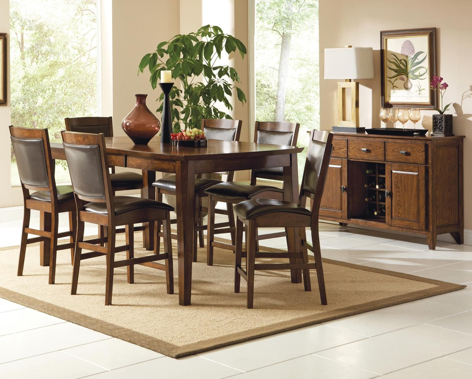 dimensions set standard height round table with leaf counter of medium chair dining size under for sets piece room