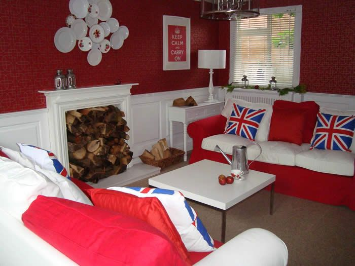 wall panels by wall panelling living room for itv1 60mm | Moulding ...