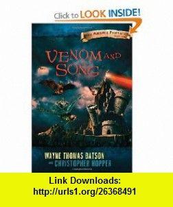 berinfell prophecies venom and song download