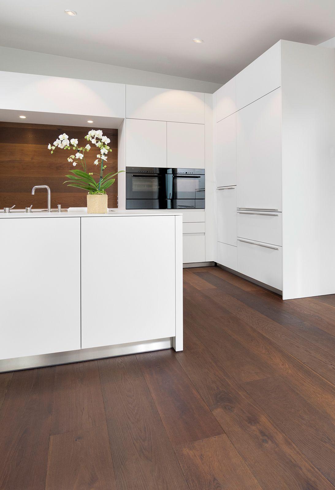 OAK Vulcano, brushed, natural oil I Kitchen I natural wood floors ...