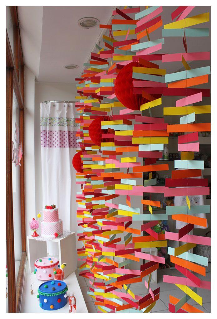 vidriera vidam textil window displays deko selber machen y kreativ. Black Bedroom Furniture Sets. Home Design Ideas