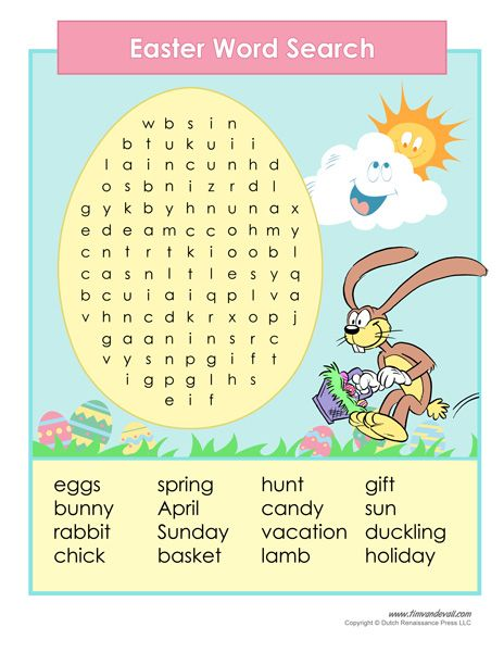 Easter word search easter printables pinterest word search and easter word search easter printables pinterest word search and easter ibookread ePUb