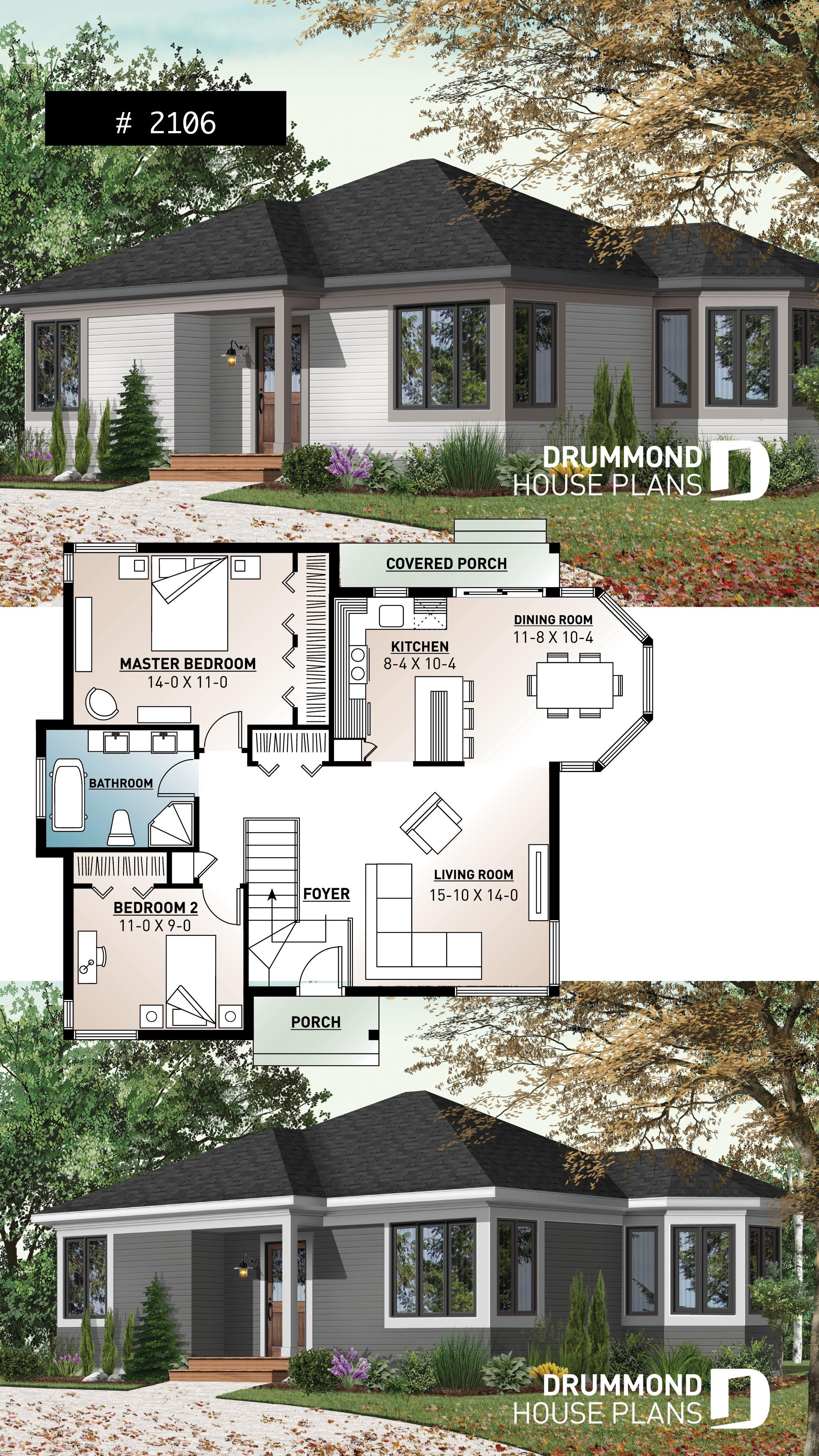 House Plan Bartholdi No 2106 New House Plans Traditional House