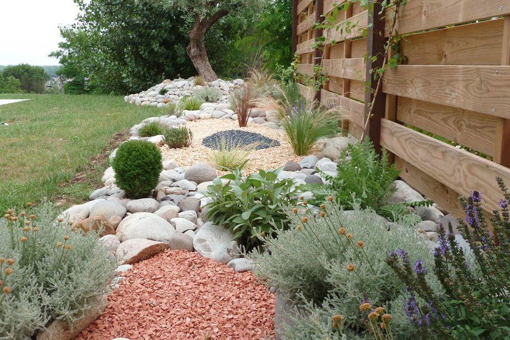 jardin mineral ou la pierre au service du vgtal - Jardin Mineral