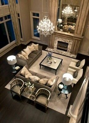 Home Decoration Allows You To Create Luxury Yet Modern Interior