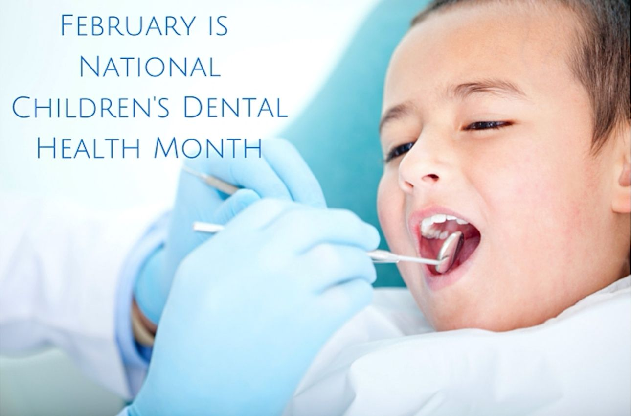 February is Children's Dental Health Month (con imágenes)