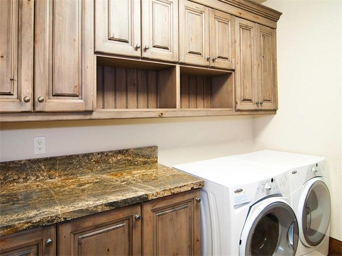 Laundry room in Park City, Utah