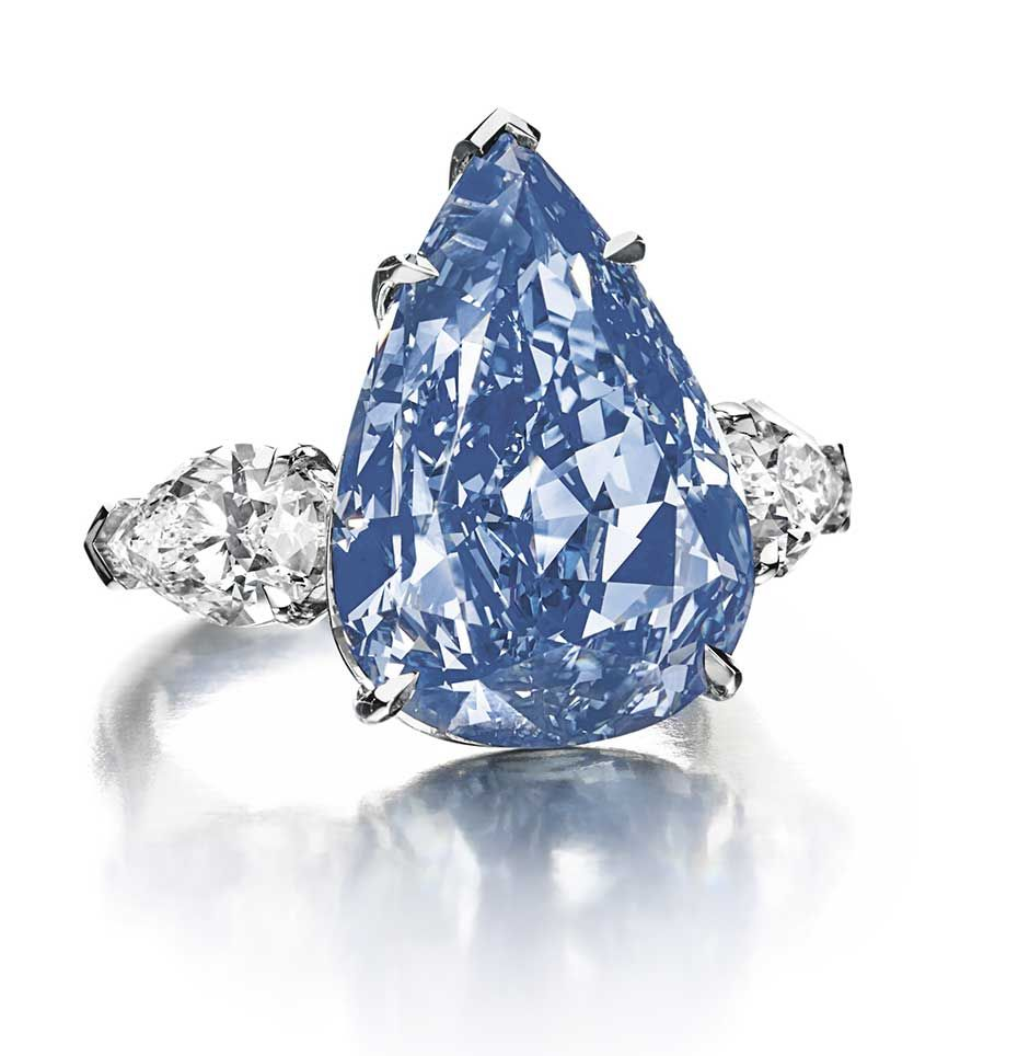 Record Breaking Diamonds The Most Valuable Diamonds Ever Sold At