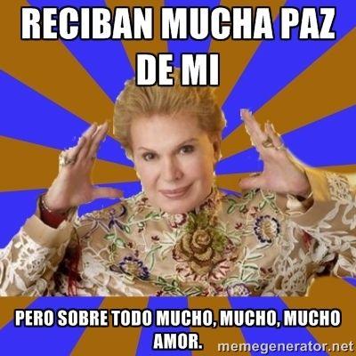 Reciban Mucha Paz De Mi Pero Sobre Todo Mucho M Funny Spanish Memes Spanish Quotes Funny Spanish Humor