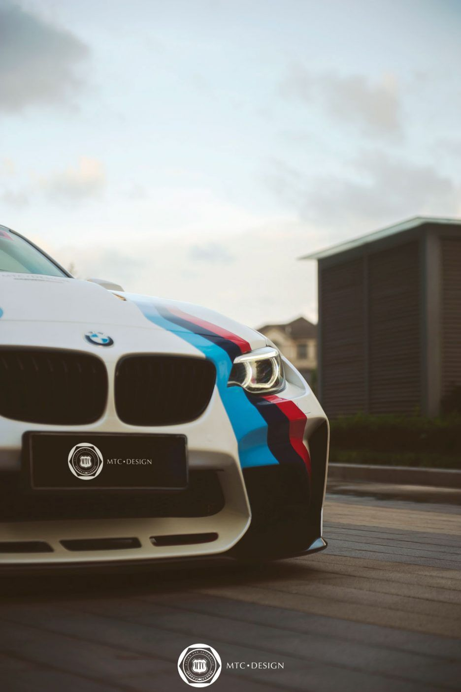 MTC DarwinPro BMW M2 Vision GT Exterior Front Details