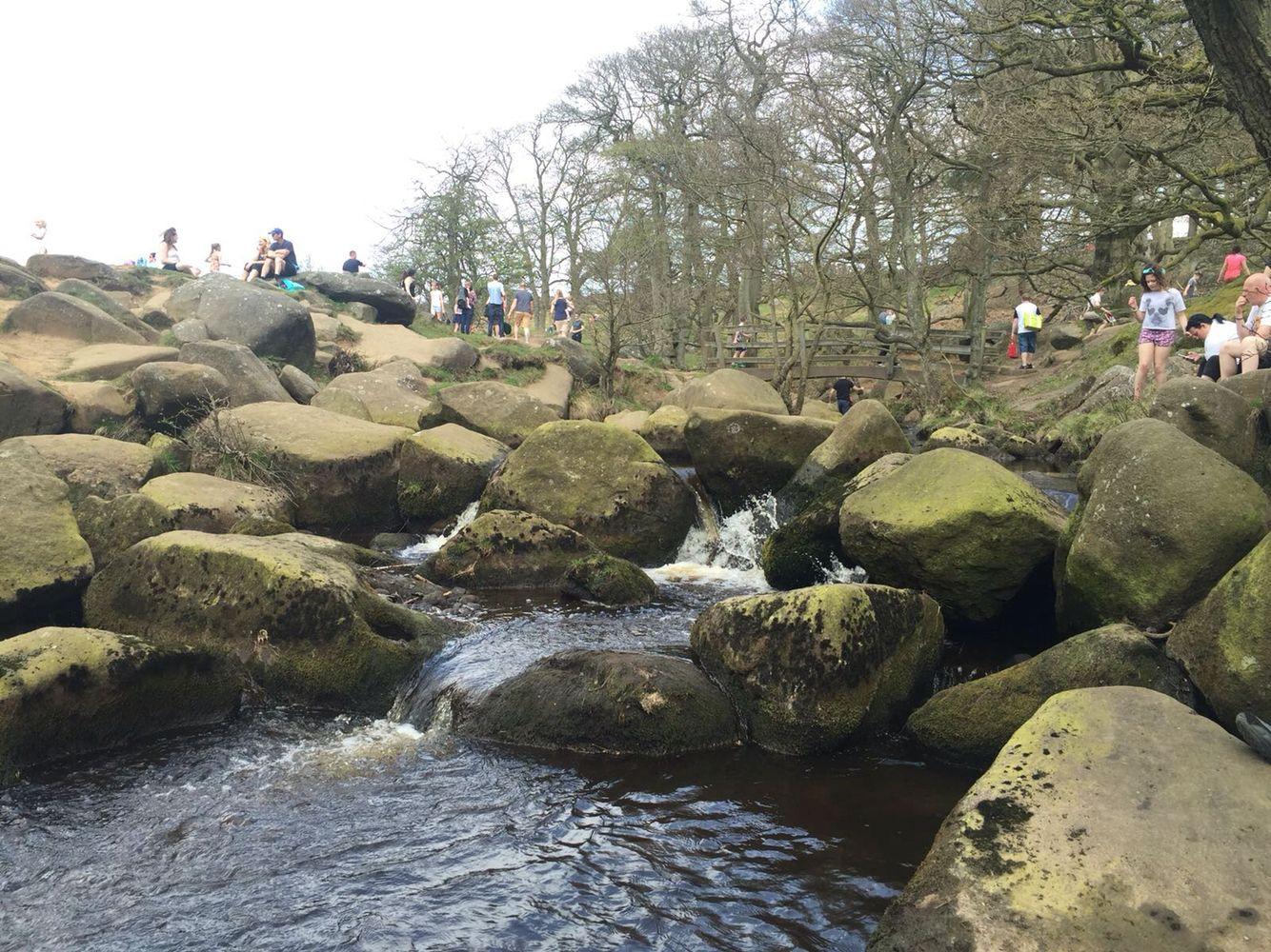#padley #gorge #derbyshire #hope #valley #peak #district #foxhouse #longshawestate #walk #water #rocks #climbing #run #summer #explore #nature #beautiful