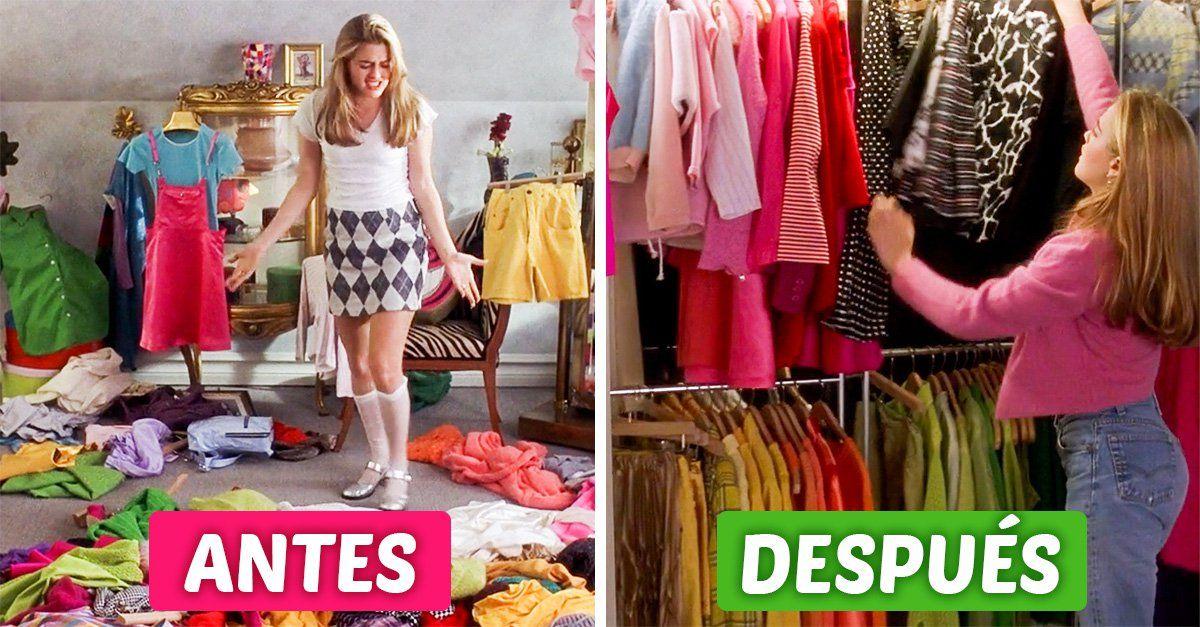f3795b2ddb9 Ordenar tu armario y tenerlo limpio antes de la primavera puede ser muy  sencillo si tomas en cuenta estos consejos que te ayudarán a ahorrar tiempo  y ...