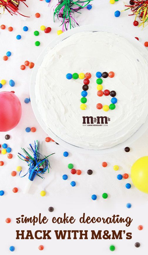 Diy Simple Cake Decorating Hack Party Ideas Easy Cake