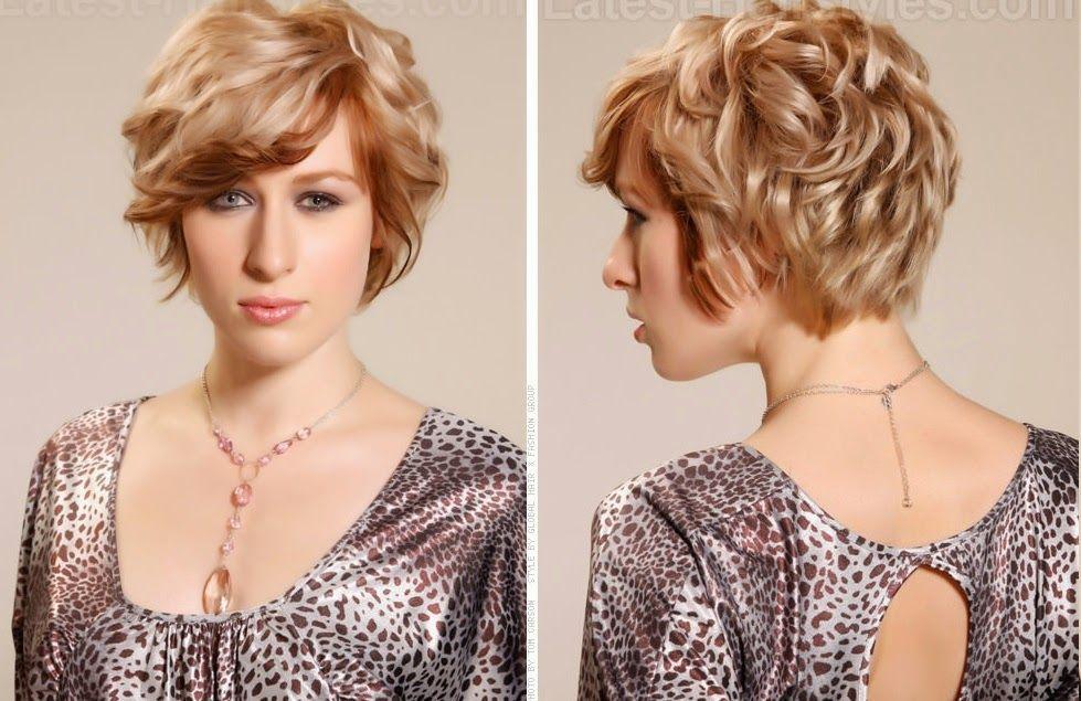 Well-known corte-cabelo-curto-cabelos-ondulados-994   cabelos   Pinterest  FB51
