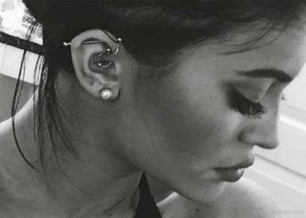 Image result for ear piercings