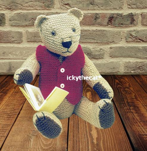 PDF Digital Download Vintage Knitting Pattern 13-14'' Soft ...