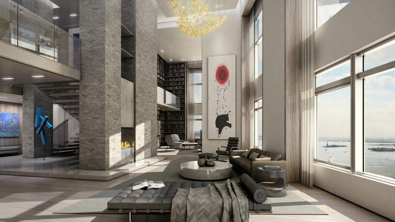 Sky High Living Inside the Penthouses of 10 of Manhattans