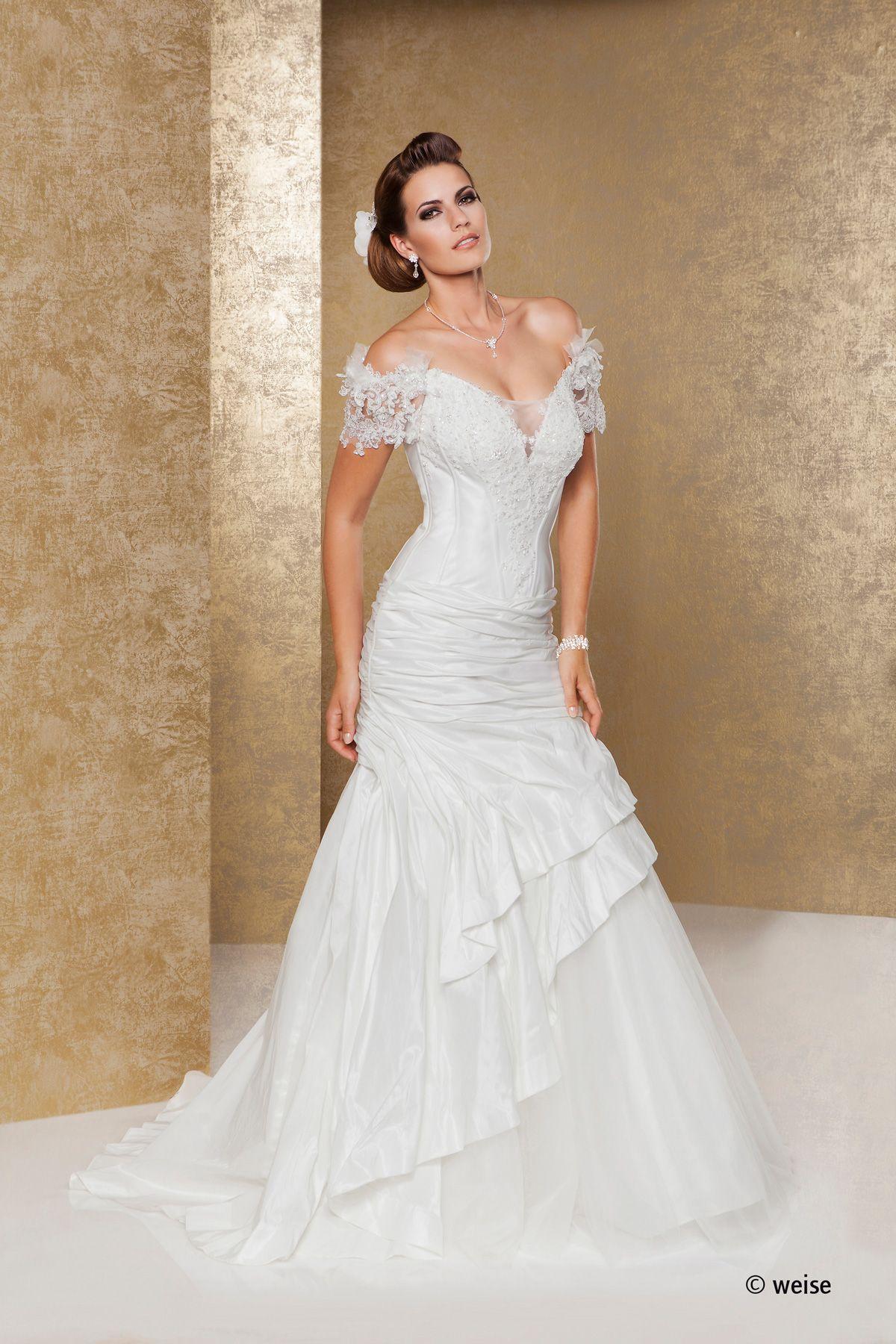 Klassisches Brautkleid von weise festmoden | Die schönsten ...