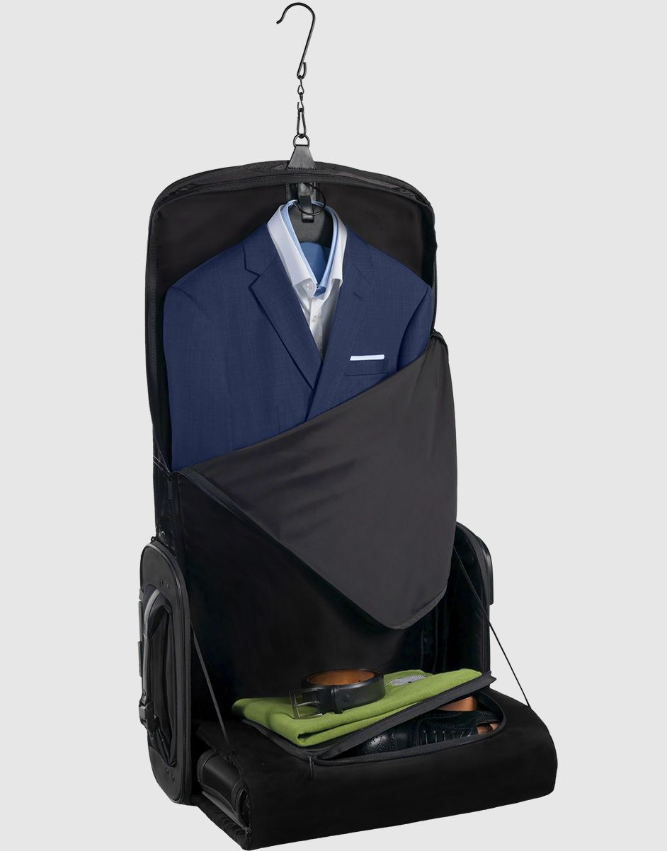 The best luggage to travel with a suit. Vocier C38 carry on bag ... a4c21504692ab