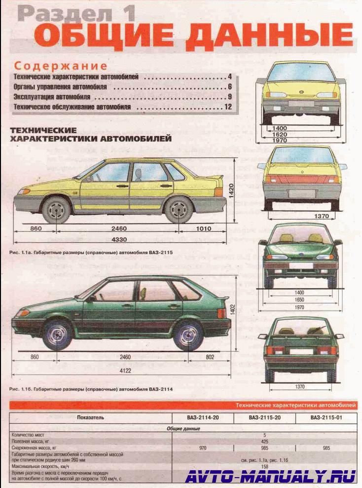 Инструкциями по эксплуатации автомобиля