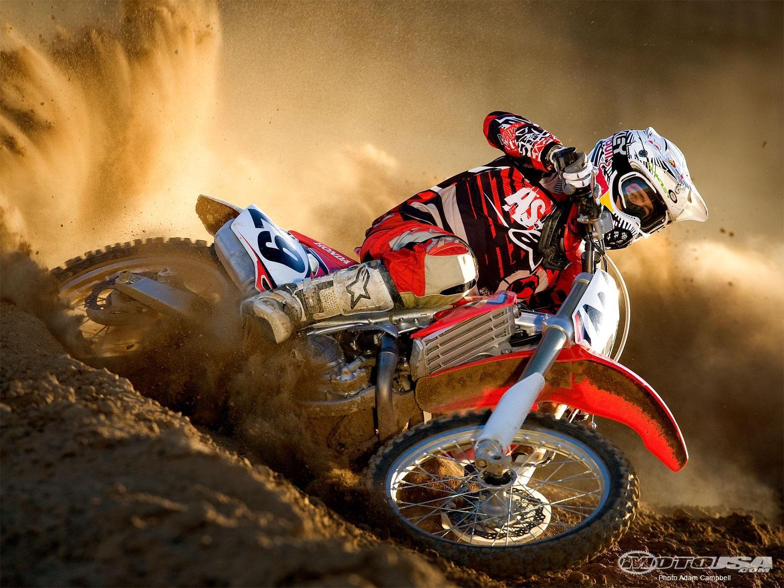 Honda Dirt Bike Wallpapers