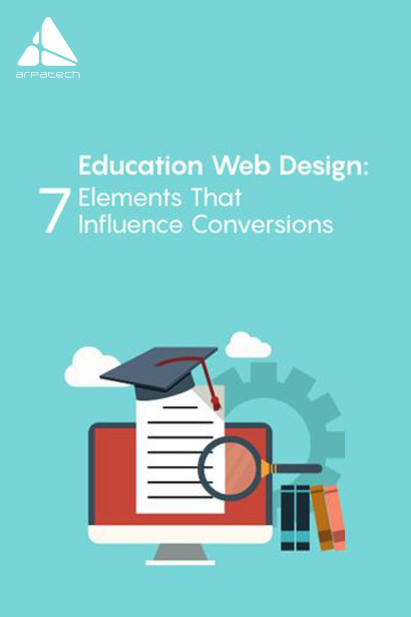 Countless Factors Matter As For Why Someone Would Take Action On Your Site Let S Take A Look At Some Key Website Elemen Web Design Education Colorful Website