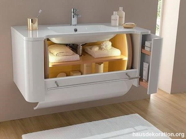 Aufbewahrungsideen Für Ihr Badezimmer Ideen