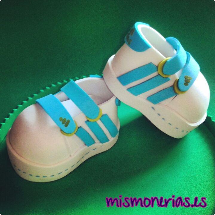 zapatillas goma adidas