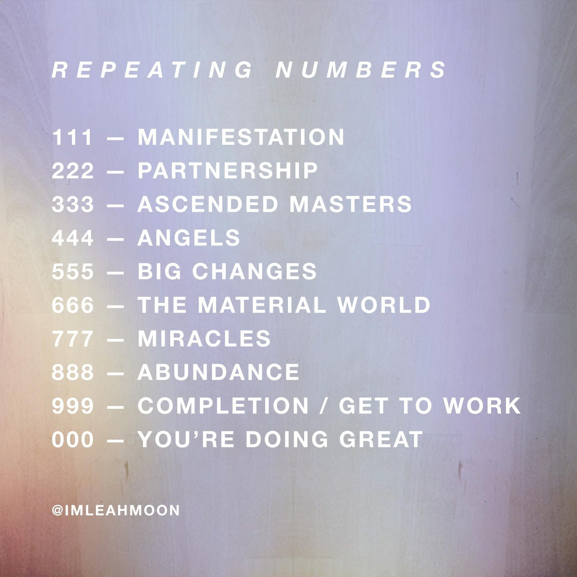 How To Use Numerology To Guide Your Life Numerology Numbers