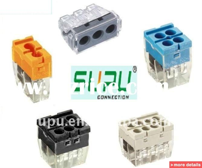 Surprising Wiring Connectors Quick Connect Wire Connector Electric Terminal Wiring Digital Resources Sapredefiancerspsorg