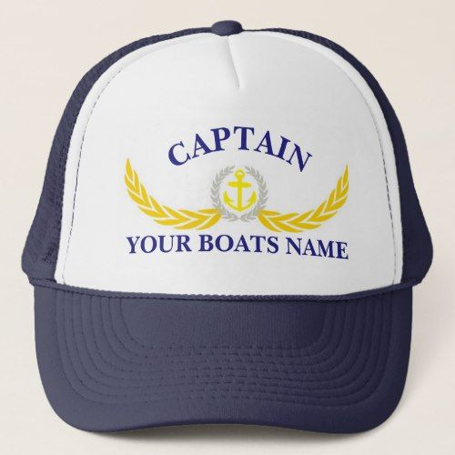 Clipper Ship/  Custom Personalized Embroidery Embroidered Beanie