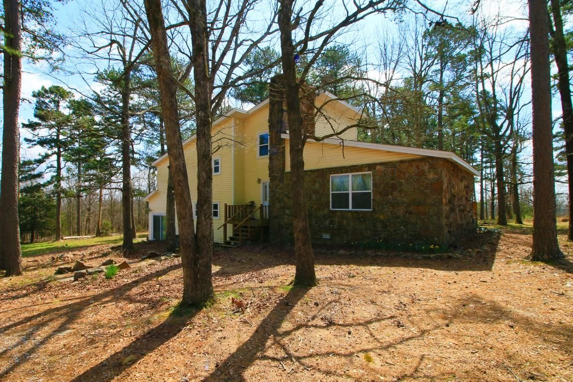 Large home in Southside on 8 wooded acres with a 36x36 shop and just ...